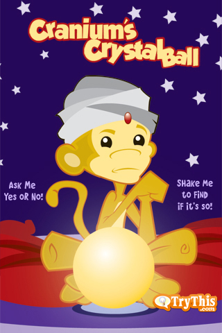 Screenshot Cranium's Crystal Ball