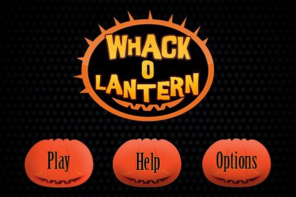 Screenshot Whack O Lantern